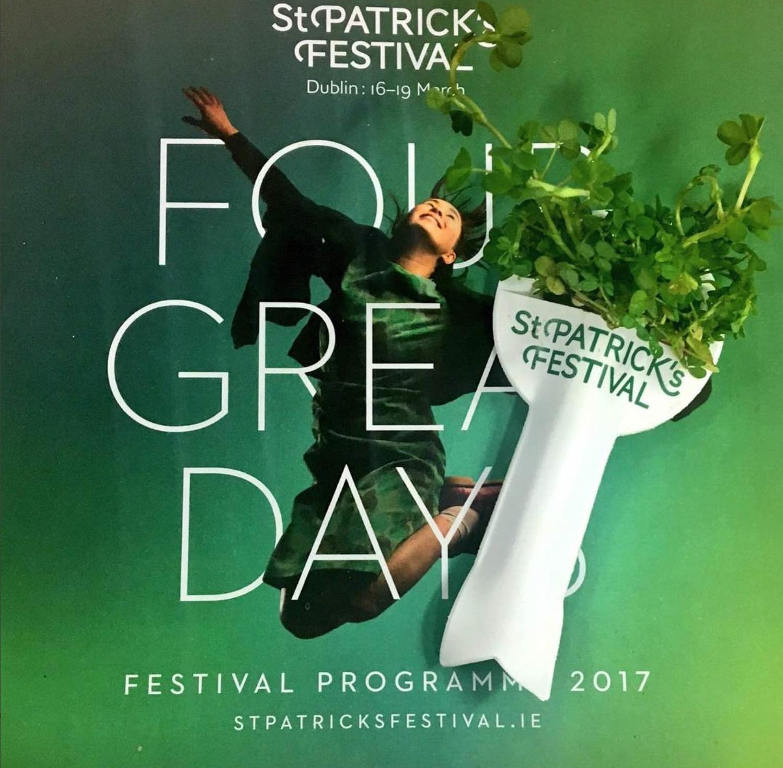 milyのアイルランド紹介5:St Patrick's Day(セントパトリックス・デー)