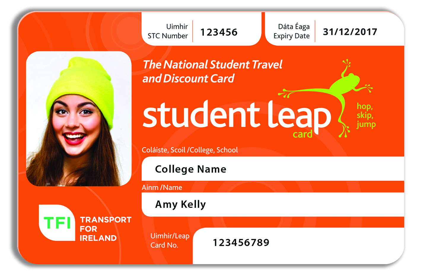 学生ならば作ったほうがお得、Student Leap card(スチューデントリープカード)