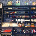 アイルランドの手芸店2:CLOTH