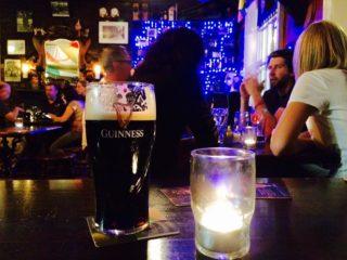milyのアイルランド紹介16: ダブリン最古のパブ THE BRAZEN HEAD