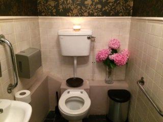 海外ってトイレが心配、ダブリンのトイレ事情